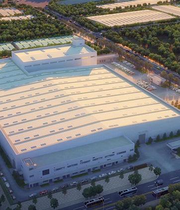 广州西门子配变智能化工厂